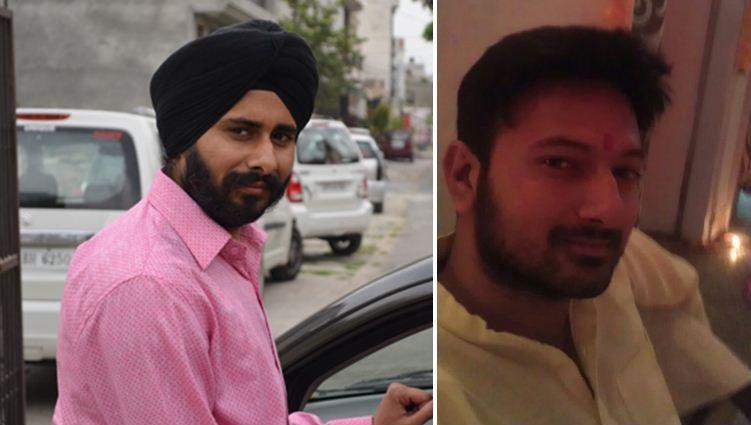 Kulvider Singh (CEO, Founder) & Deepak Rathi (COO, Founder)