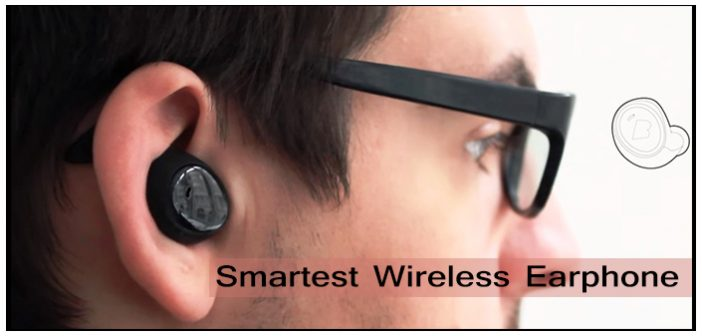 Bragi, the Next Generation Wireless Earphone