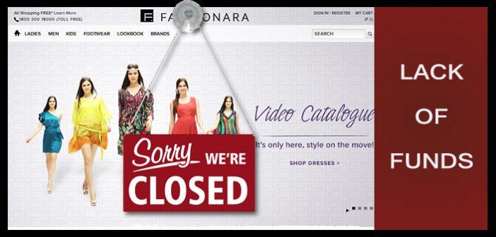 Fashionara.com Shuts Down