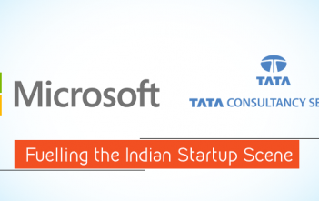 Microsoft & TCS Join Hands to Support Indian Startups