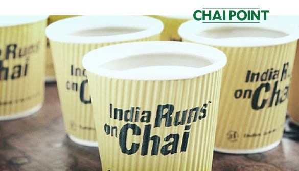 Chai Point launches IoT-enabled Tea Dispenser