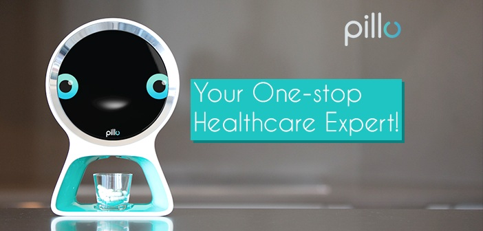 Bring Home Pillo, Your Personal Health Robot
