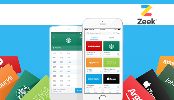 Startup Lets You Buy and Sell Unwanted Gift Vouchers