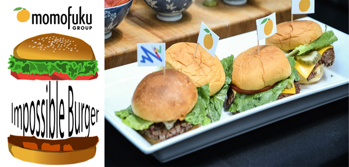 The Impossible Beef Veg Burger Is Here for Your Taste Buds