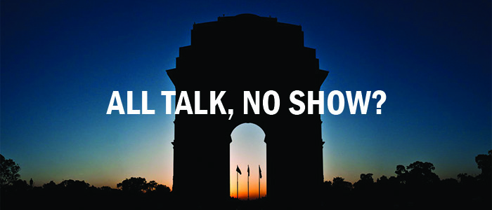 Make in India: All Talk, No Show?