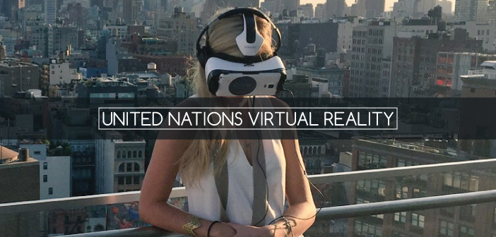 United Nations Introduces a New Virtual Reality App for Global Stories