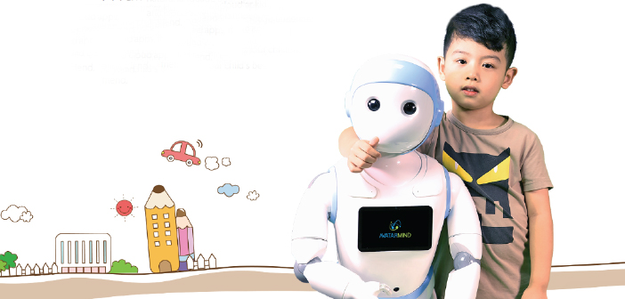 iPal, A New Robot Which Will Babysit Your Kids
