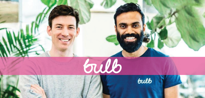 Startup Bulbto become the Future of Energy