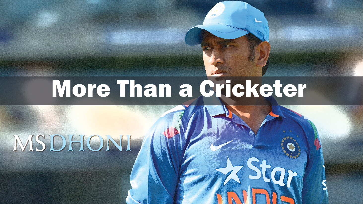 M.S. Dhoni- A Cricketer With A Visionary Business Bend