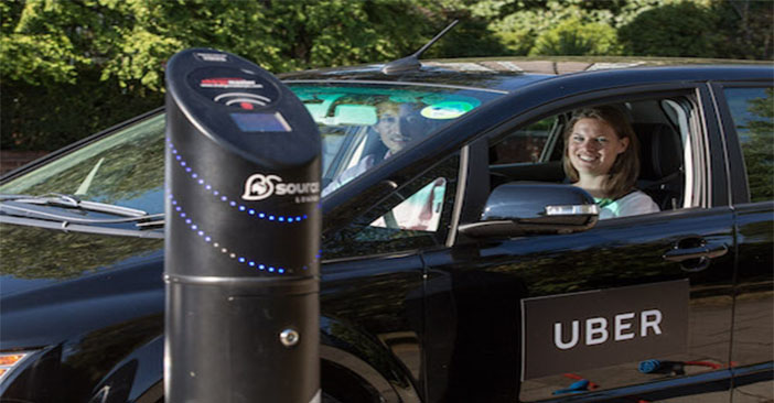 Uber Launches Electric Vehicles in UK