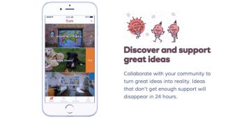 GoDaddy Launches Flare, the Tinder of Startup Community