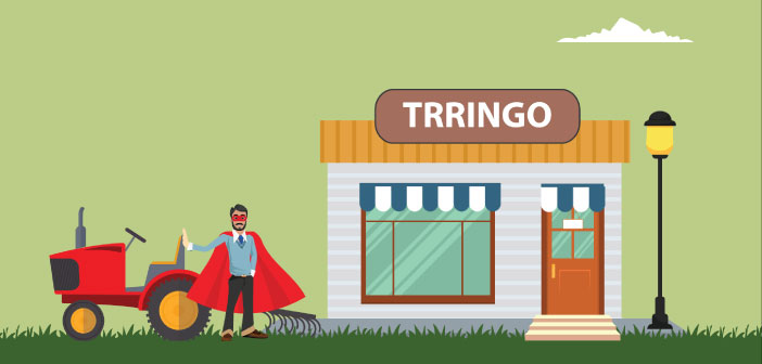 Mahindra and Mahindra introduces Trringo – Tractor Hailing App For Farmer