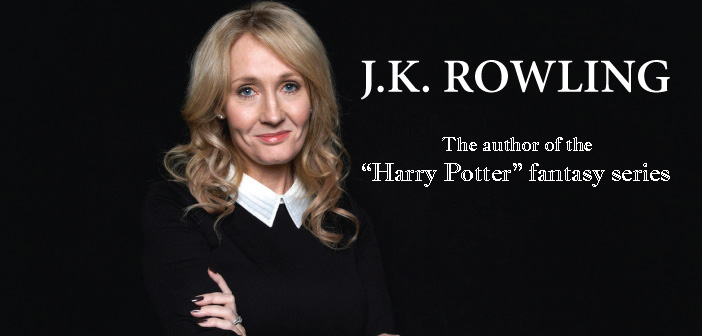 Story of J.K. Rowling