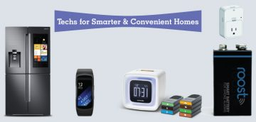 Smart Gadgets To Make Your Home More Smarter