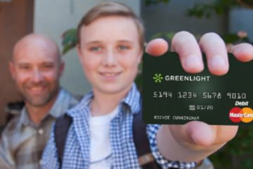 Greenlight: A Debit Card For Kids With Parental Control
