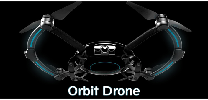 orbit drone