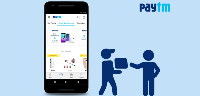 Paytm Introduces Same Day Delivery in 20 Cities