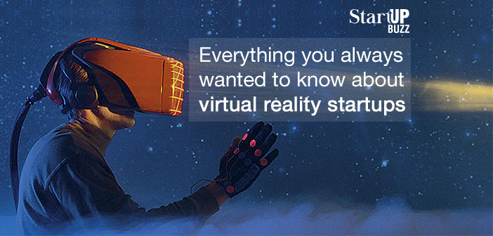 Virtual-reality-startup