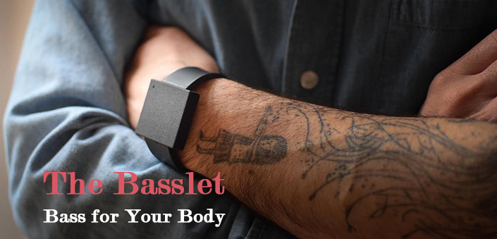 New Basslet Helps You Really Enjoy the Bass in Your Music