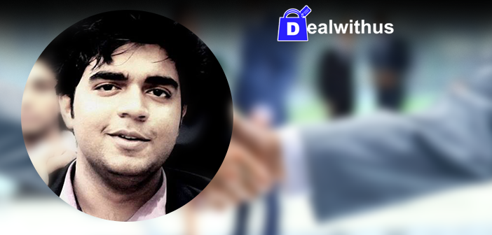 Interaction with Kamal Kishor Kumawat, Co-founder of Dealwithus