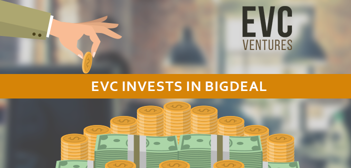 Student Deal Startup, BigDeal, Secures Investment From EVC Ventures