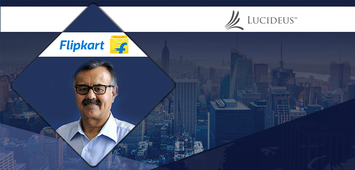 Flipkart CFO Funds Cyber Security Startup, Lucideus