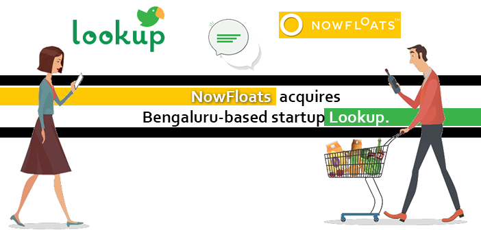 Nowfloats Acquires Lookup, A Chat Based Commerce Platform