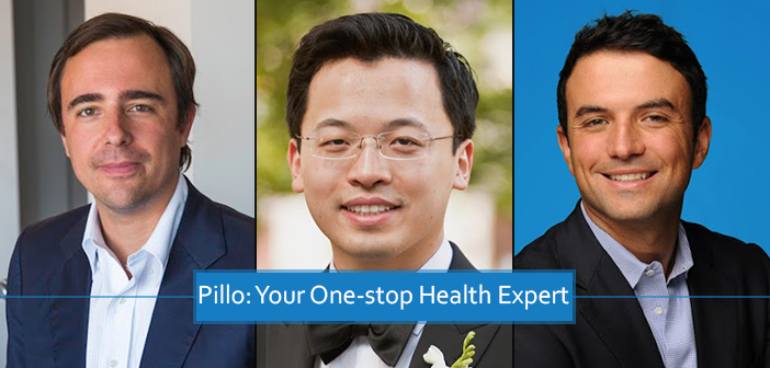 Conversation with James Wyman, Co-founder, Pillo Health