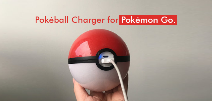 Here Comes a Pokémon Go Mobile Charger