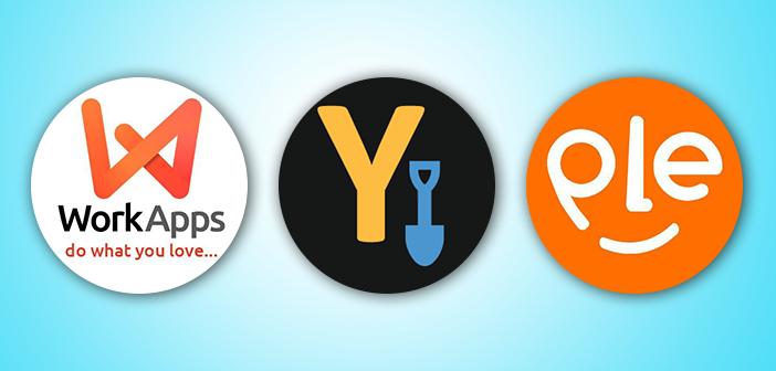 WorkApps, Yellowdig and Zuppler receive $2.3 million funding
