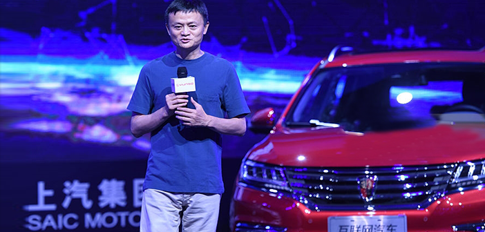Alibaba Soon to Launch its Internet Car