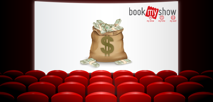 BookMyShow Raises Funds of Rs. 550 crore