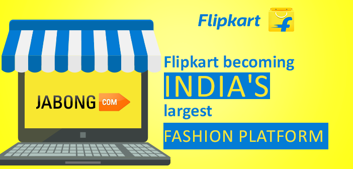 First Myntra, Now Jabong- Flipkart Takes Them All
