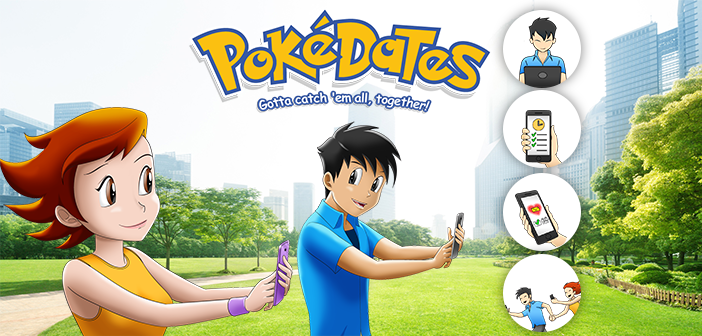 PokéDates: The first PokémonGo dating service