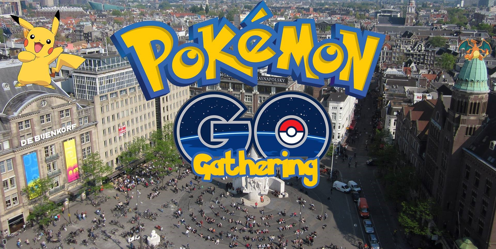 pokemon gathering