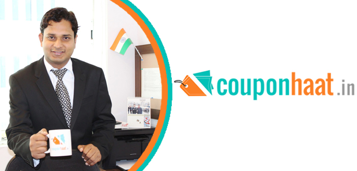 Startup Couponhaat brings the best E-commerce deals on a single platform