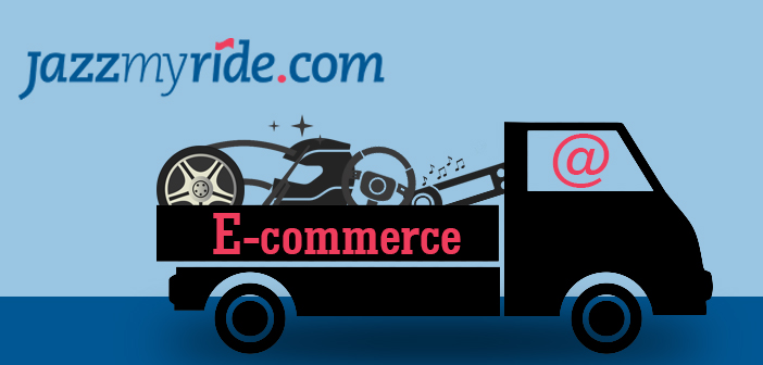 E-commerce startup Jazzmyride en route to Success