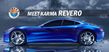 Fisker Karma Unveils Photos Of Its Much Talked About Solar Powered Karma Revero
