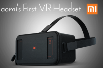 Chinese Tech Giant Xiaomi Introduces Its First VR Headset