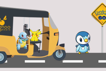 Jugnoo Lets You Play Pokemon Go, On the Go!