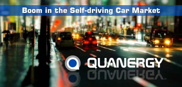 Quanergy, a Self-Driving Car Sensor Startup, Raises $90 Million