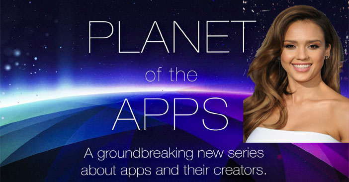 Apple Brings Jessica Alba for 'Planet of the Apps'