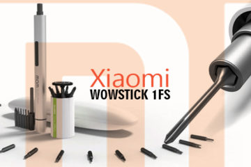 Xiaomi Back with Electric Screwdrivers