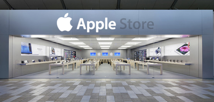 Apple Rebrands Its Retail Outlets