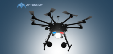 Drone -Technology Startup Aptonomy Commences the Self-Flying Security Guard