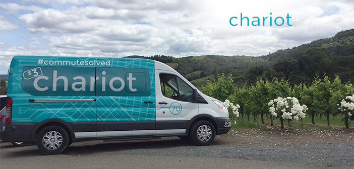 Chariot launches new service for people who work in San Francisco's residential area