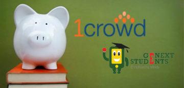 India's 1st Hybrid Tutoring Platform, Genext Students raises $209K from 1Crowd