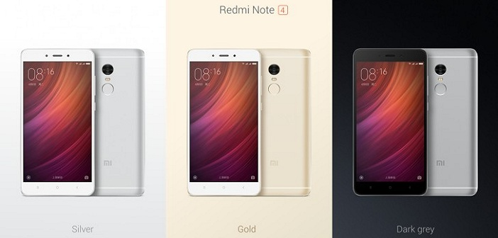 Xiaomi's New Redmi Note 4 in the Market at China