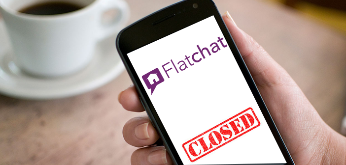Flatchat Office Bunged by Quikr