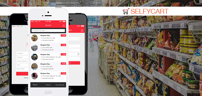 Silicon Valley Startup, Selfycart, Helps You Avoid Long Queues At Grocery Stores